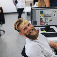 man-smiling-work